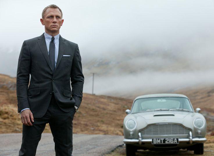 James Bond enfrenta sus pesadillas.- La película número 23 del agente secreto traslada buena parte de la acción al corazón del imperio británico: Londres