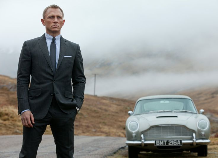 Daniel Craig #skyfall