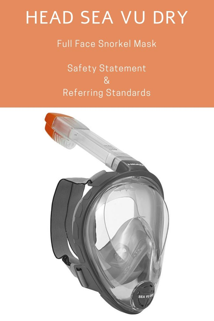 Best Full Face Snorkel Mask 2021 Is full face snorkel mask really dangerous? Concerns, hazards
