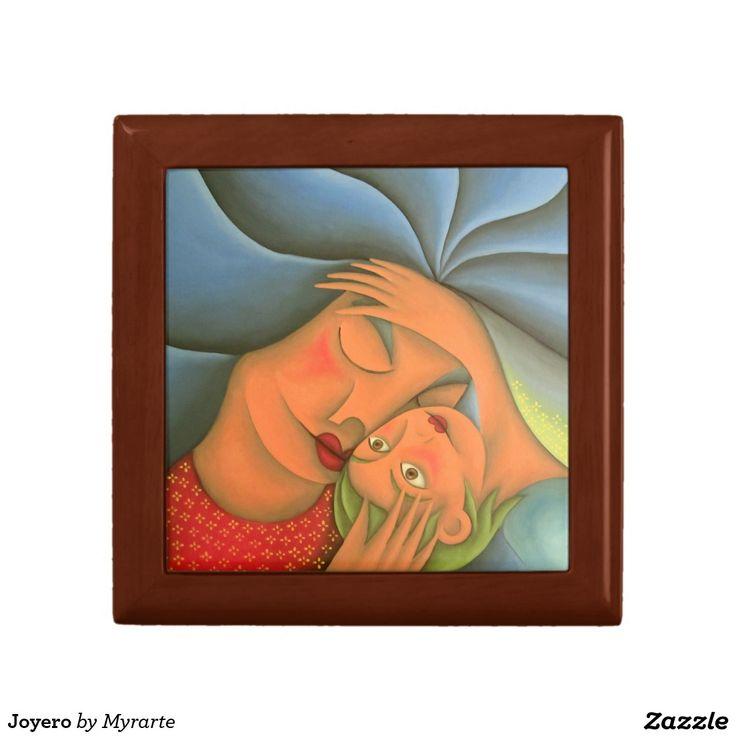Maternidad. Mother, mom, maternity. Joyero, Keepsake Box. Producto disponible en tienda Zazzle. Product available in Zazzle store. Regalos, Gifts. Link to product: http://www.zazzle.com/joyero_keepsake_box-246886069704130433?CMPN=shareicon&lang=en&social=true&rf=238167879144476949 #Joyero #Jewelry #box #mother #madre #mom #maternity