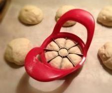 Rezept Sonntagssemmeln oder Sternsemmeln von nielebocla - Rezept der Kategorie Brot & Brötchen
