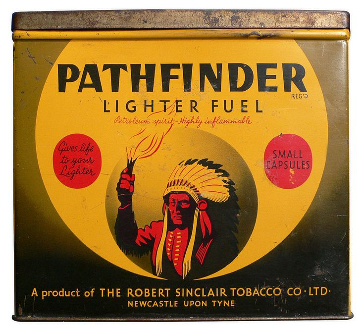 https://flic.kr/p/ikRhLb | pathfinder lighter fuel | A product of The Robert Sinclair Tobacco Co Ltd