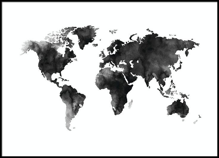 Die besten 25 Weltkarte zum ausmalen Ideen auf Pinterest
