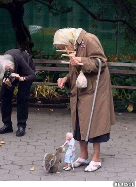 Verliert man mit dem Alter die Fantasie? | DEBESTE.de, Lustige Bilder, Sprüche, Witze und Videos