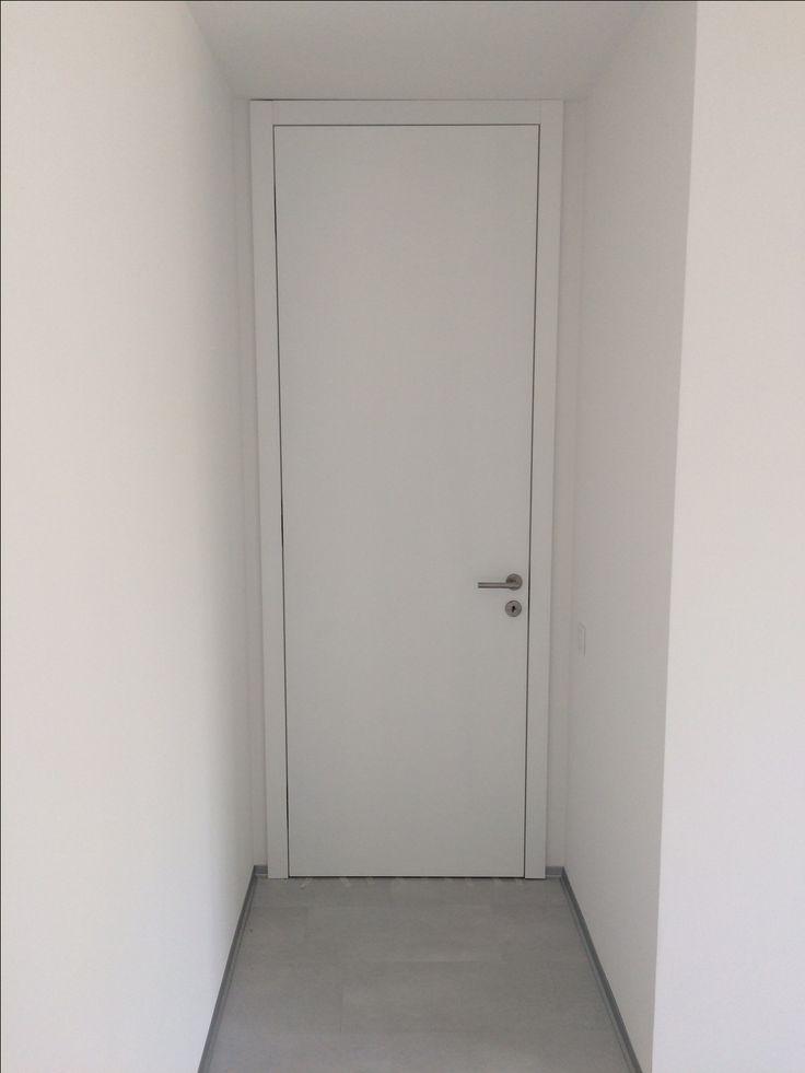 Jemné a čisté línie dverí #pure #minimalism #zariadovaniedomu #dveredoizby