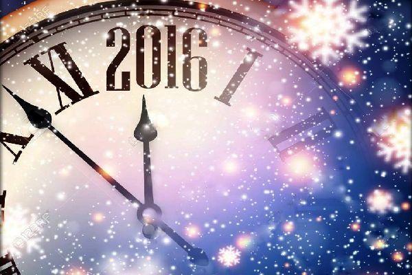 Ci Siamo ! Amici auguri per uno splendido 2016