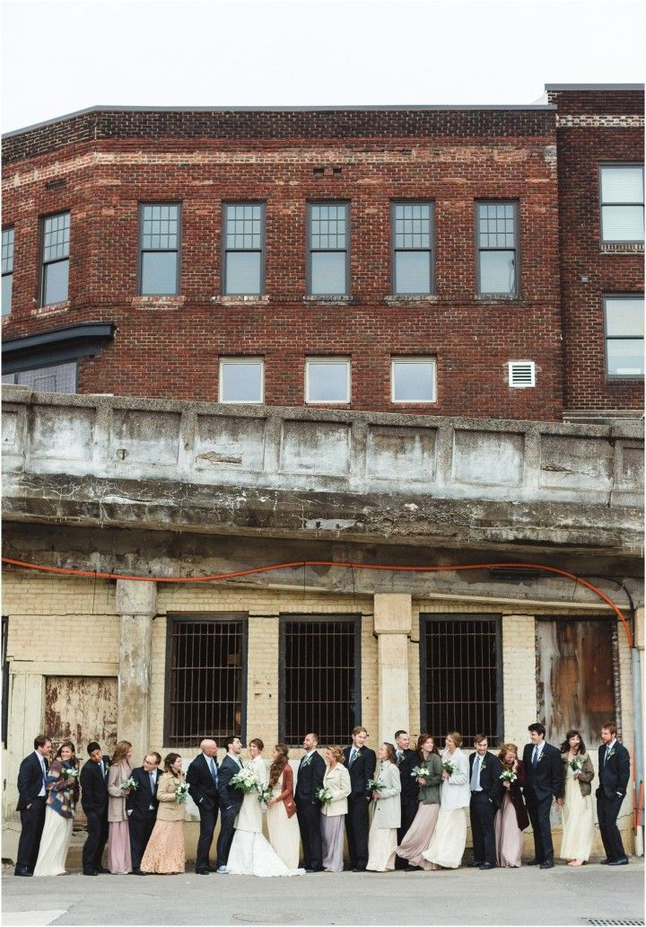 Downtown Knoxville Wedding LocationsWedding EventsWedding PartiesWedding