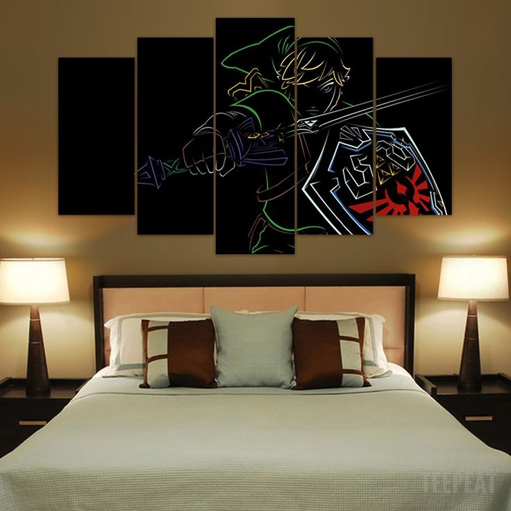 Neon Color Bedroom Ideas Bedroom Design London Bedroom Colors Red And White New Style Bedroom Design: 1000+ Ideas About Black Canvas Paintings On Pinterest