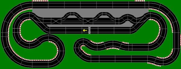 Still my favorite layout, great pit lane too