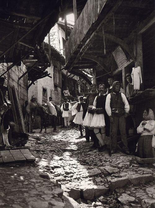 by Fred Boissonas  Andritsaina, Greece, 1903