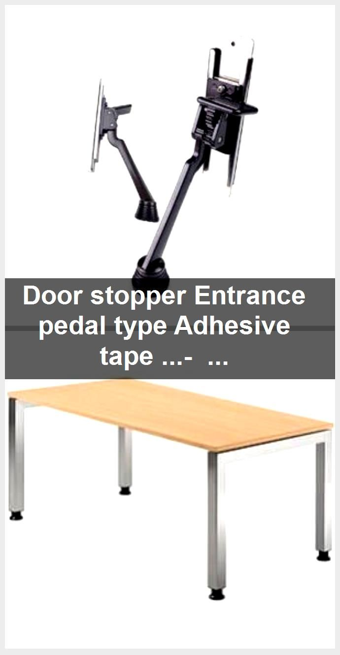 Door Stopper Entrance Pedal Type Adhesive Tape ドアストッパー