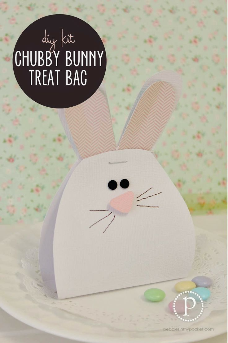 119 best easter baskets and treat bags images on pinterest spring into pebbles negle Choice Image
