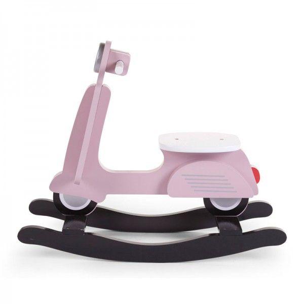#Childwood #schommel #scooter #Vespa #roze #playmatters #littlethingz2