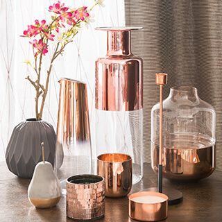 Tendencia decorativa Modern Copper: ideas de decoración y compras | Maisons du Monde