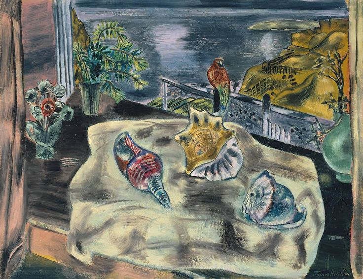 Frances Hodgkins, 'Wings over Water' 1930