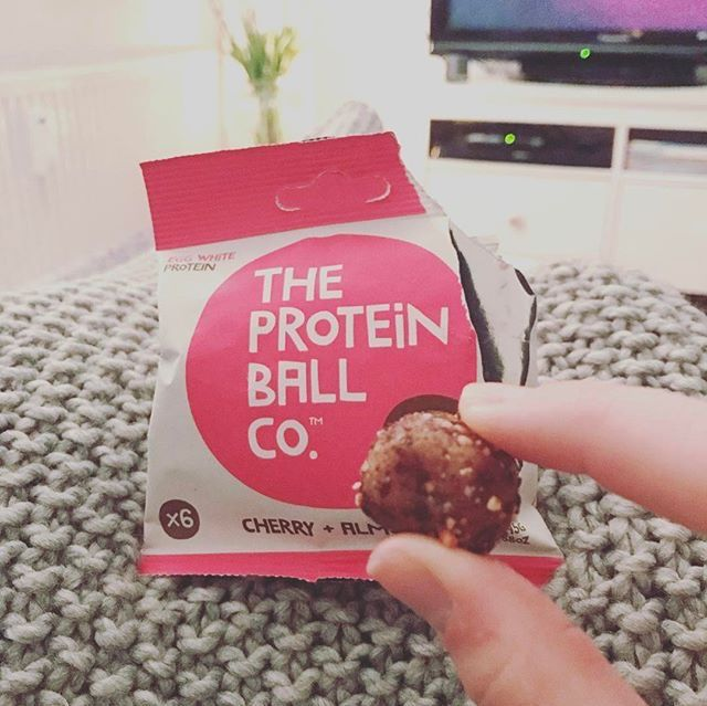 When everyone's going out but all you want to do is stay in with your protein balls #wildfridaynight