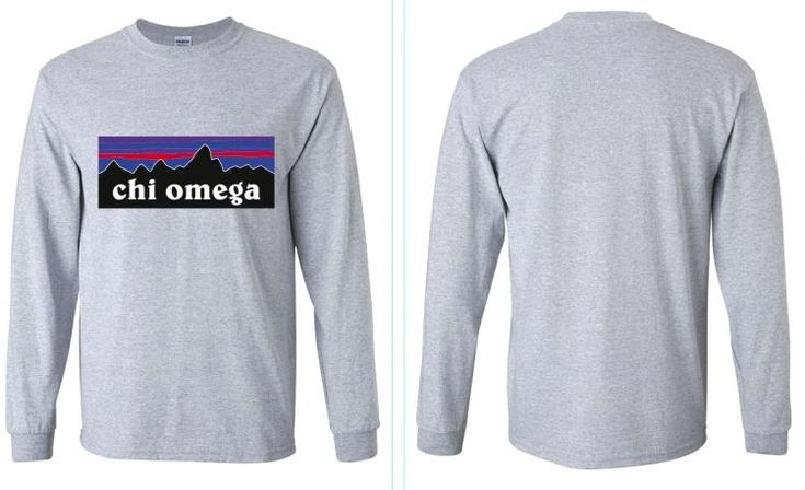 Universitytees.com > Order your items for Patagonia Chi Omega Shirts project. ONE WEEK LEFT ORDER!! Email me if you have any questions (: fletchek@purdue.edu