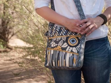 Zippy Bag Sewing Pattern - Jen Fox Studios