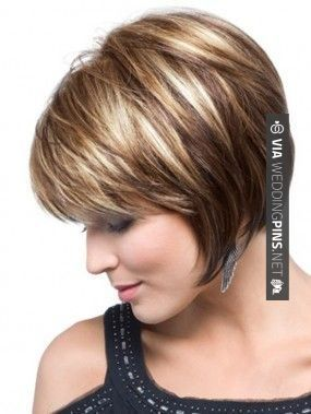 Round Face Hairstyles 2015 Inverted Bob Hairstyle Back View | Pin ...