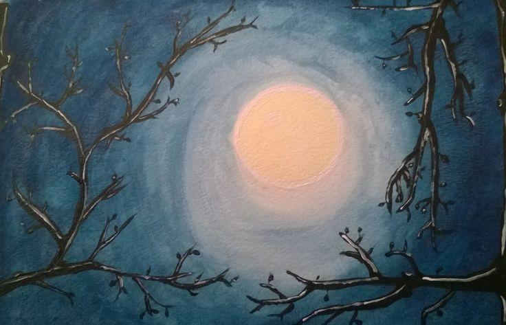 Moonlight by DJW, 2015