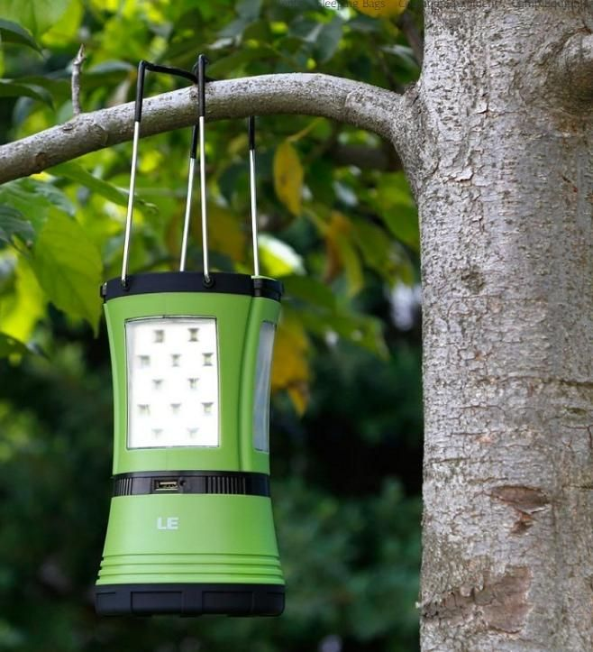 Pick The Best Rechargeable Lantern For A Bright Camping Experience - Because camping is also a style