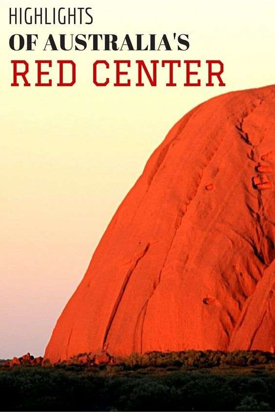 Highlights of a trip through Australia's red centre including Uluru, Kings Canyon, the Devil's Marbles, Coober Pedy and Mataranka
