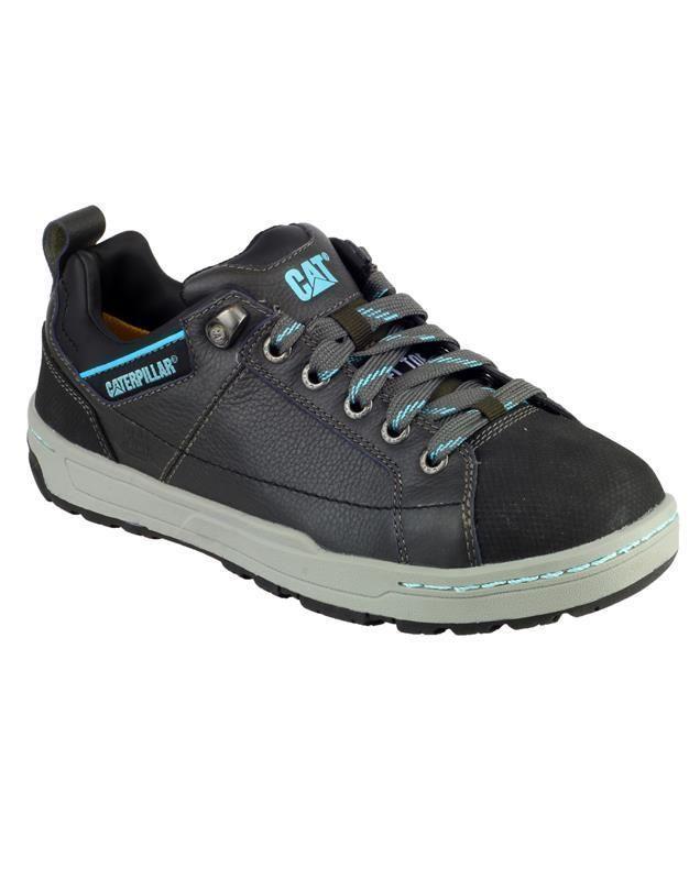 Caterpillar Brode Ladies Trainer Safety Steel Toe Cap Trainers Lo Work Sneaker