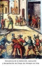 268 – (1541)  Meses tormentosos, los capitanes españoles luchan ferozmente entre sí, cada día hay una nueva terrible noticia, se cambian de bando con suma facilidad. Los muertos se suman por cientos. Inés Muñoz muestra increíble temple y prudencia en esos aciagos momentos.