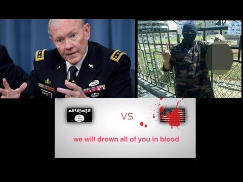 ISIS Threaten Chicago, Vegas & Charlotte, Gen. Martin Dempsey: ISIS not a direct threat...... Wait , what? Really!