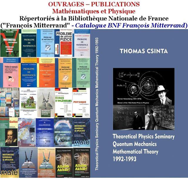 Thomas CSINTA (Publicatii-Lucrari) http://jurnalulbucurestiului.ro/thomas-csinta-publicatii-lucrari/