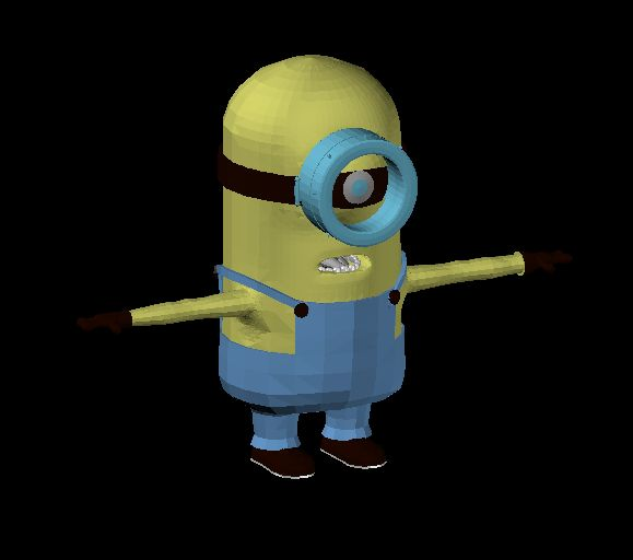 DOWNLOAD Minion3.DWG