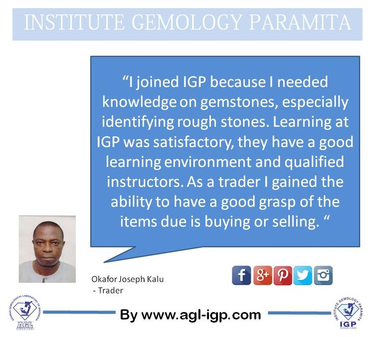 Another satisfied participant,more www.agl-igp.com