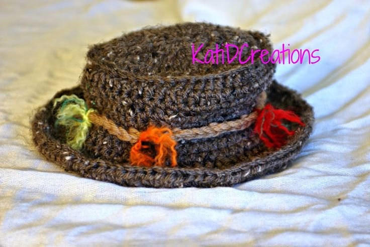 Fishing Hat Crochet Pattern – FREE!!! | KatiDCreations