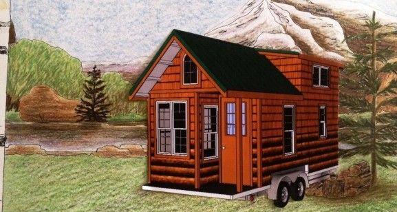 Tiny green cabins company offering many tiny housing for Green cabin kits