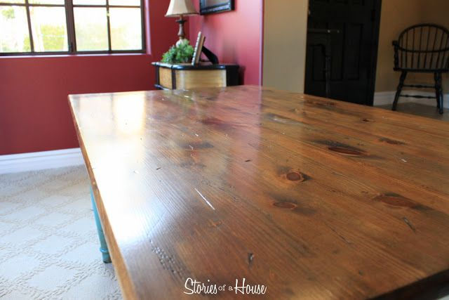 Do you have a favorite topcoat? I use different ones depending on what I'm working on. In my last post, I shared how I made-over this table: I love Tung Oil for stained pieces like this. It lends itself to a gorgeous, hand-rubbed finish, yet it is so easy to use. With several coats (24 …