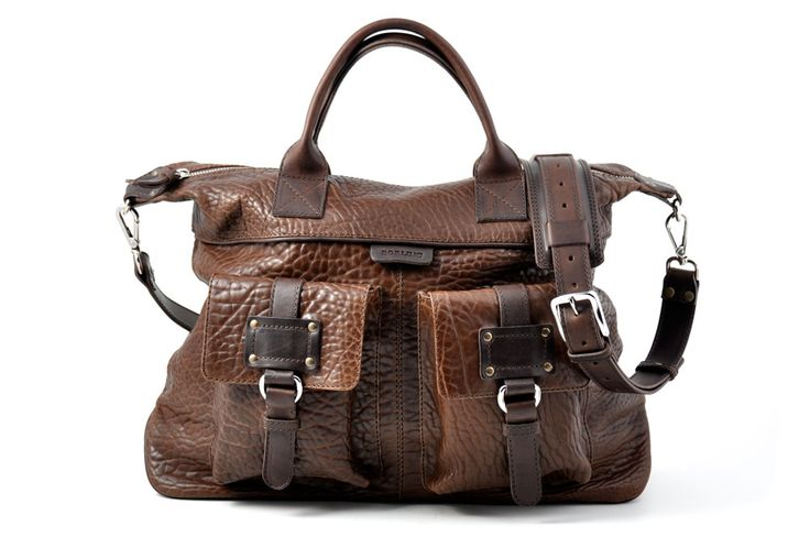 Milano Travel Bag #italy #borlino #style #fashion #leather