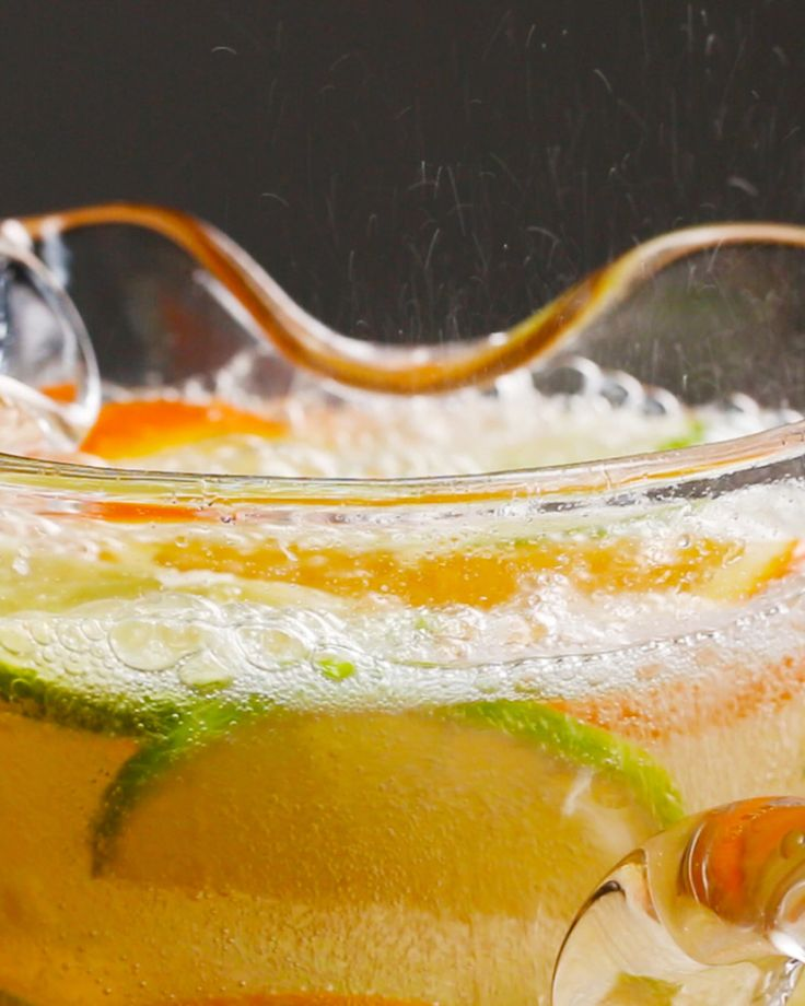 Citrus Tequila Sangria With Kaitlin Olson #TastyHappyHour