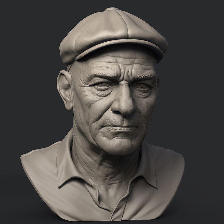 Peasant, Pavel Protasov on ArtStation at https://www.artstation.com/artwork/rXxKO