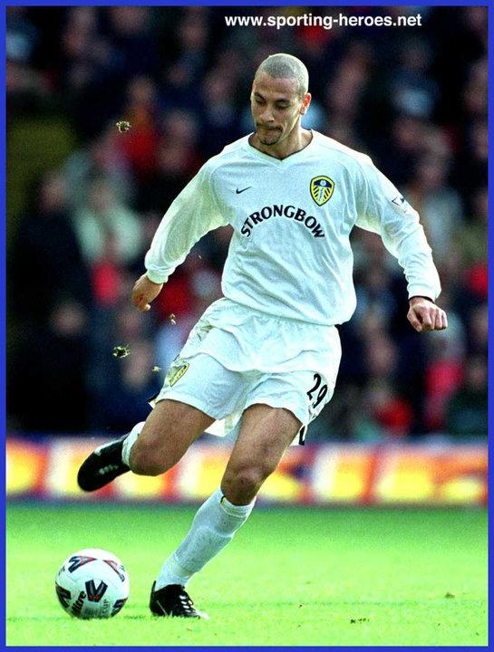 Rio FERDINAND Leeds United FC