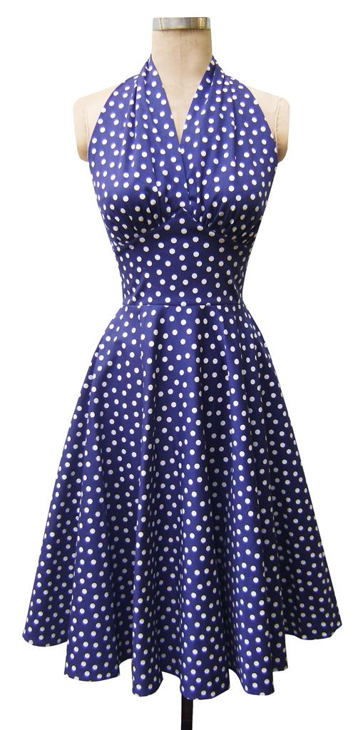 25  best ideas about Vintage summer dresses on Pinterest | Striped ...