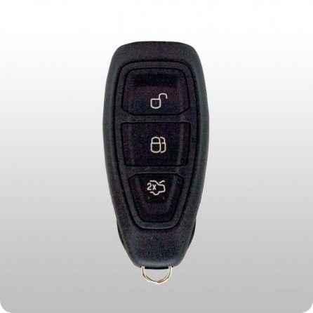4 Button Remote Ford Fiesta, Focus, C-MAX (Original)