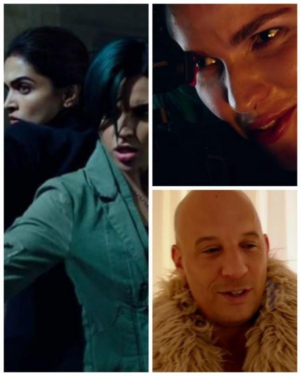 Deepika Padukone and Ruby Rose's XXX Teaser is Badass! | PINKVILLA