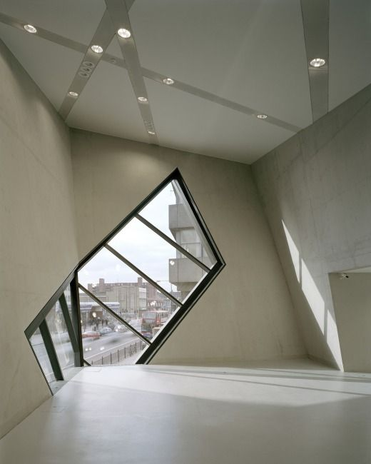 London Metropolitan University Graduate Centre, London, 2004 | Studio Daniel Libeskind