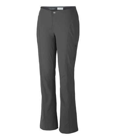 This Grill Just Right Boot Cut Pant - Women is perfect! #zulilyfinds