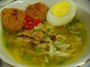 Resep Soto Ayam Ambengan - Jawa Timur
