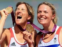 Katherine Grainger shows why you should never give up on your dreams.  After 15yrs and silver medals at the last 3 Olympic Games she achived Gold at London 2012.