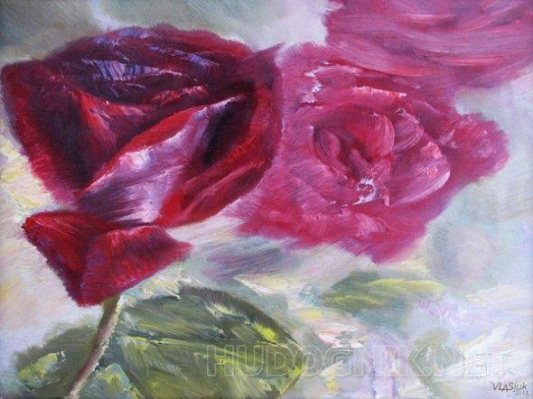 Провалы ваши тлеющие Праздничные розы