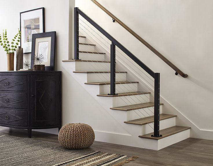 Best Pin By Crown Heritage Stairs On Cable Railing House 400 x 300