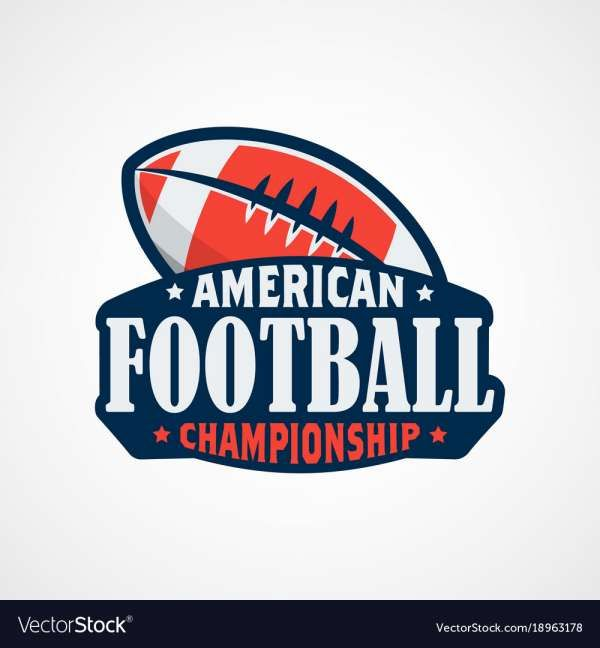 10 American Football Logo Design Football Logo Design Football Logo Logo Design