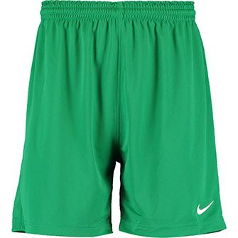 Green Sports Shorts